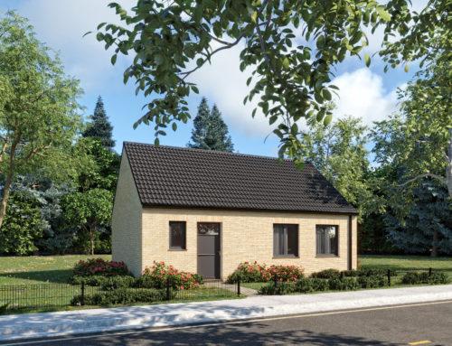 Construire pour revendre une maison neuve